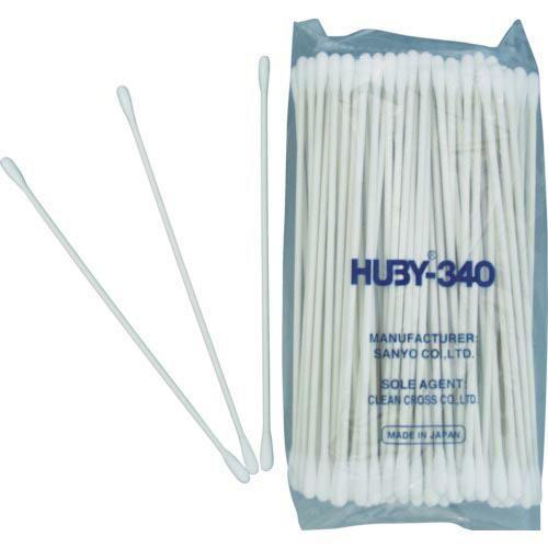 HUBY コットンアプリケーター  (20000本入) CA-007 ( CA007 ) (株)クリーンクロス