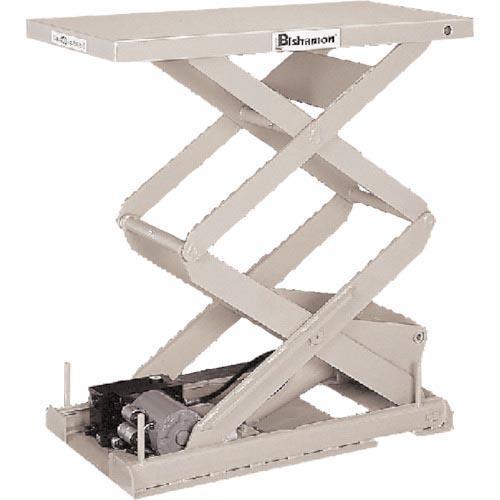 ビシャモン テーブルリフト ちびちゃんシリーズ 均等荷重500kg 揚程1170mm 2X-050510B-B ( 2X050510BB )