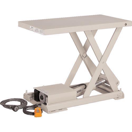 ビシャモン テーブルリフト ちびちゃんシリーズ 均等荷重500kg ストローク390mm X-050406B-B ( X050406BB )