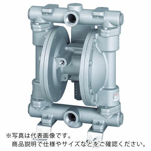 TAIYO ダイヤフラムポンプ 吐出量:160L/min ポンプ口径:Rc1 TD2-25AN-M ( TD225ANM )
