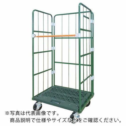 ヤマト L型ロールコンビテナー (ジョイント樹脂製) LRCシリーズ LRC80J-PG ( LRC80JPG )