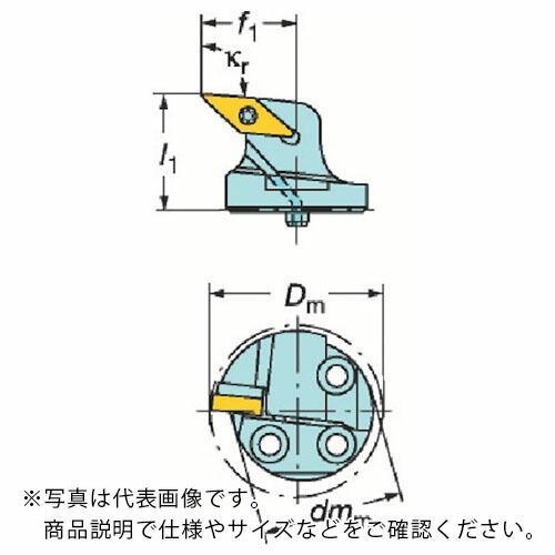 サンドビック コロターンSL コロターン107用カッティングヘッド 570-SVLBL-32-16 ( 570SVLBL3216 )