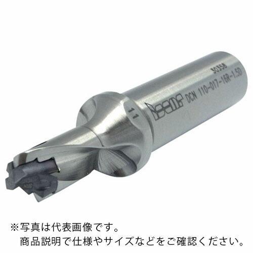 イスカル X 先端交換式ドリルホルダー DCN ( DCN08002412A3D )
