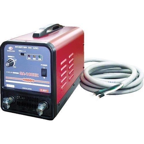 スワロー 電機 インバーター直流溶接機 単相200V SA-180DX ( SA180DX )