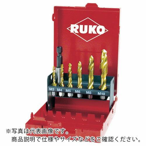 RUKO 六角軸タッピングドリル チタン セット R270021T ( R270021T )