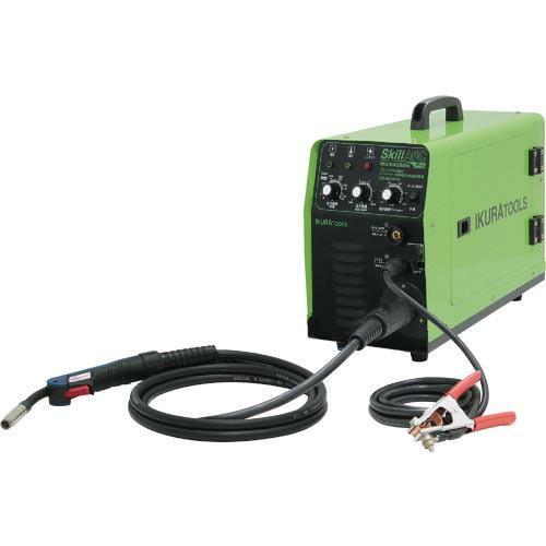 育良 100V・200V兼用半自動溶接機(40050) ISK-SA160W ( ISKSA160W )