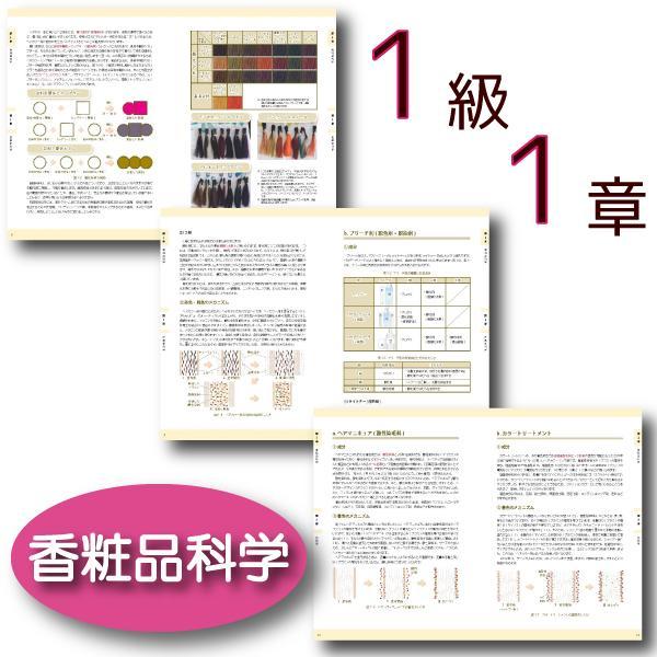 ヘアカラーマスター検定1級公式テキスト|ヘアカラーリングの香粧品科学・色彩学・毛髪科学の教科書|hair-color|03
