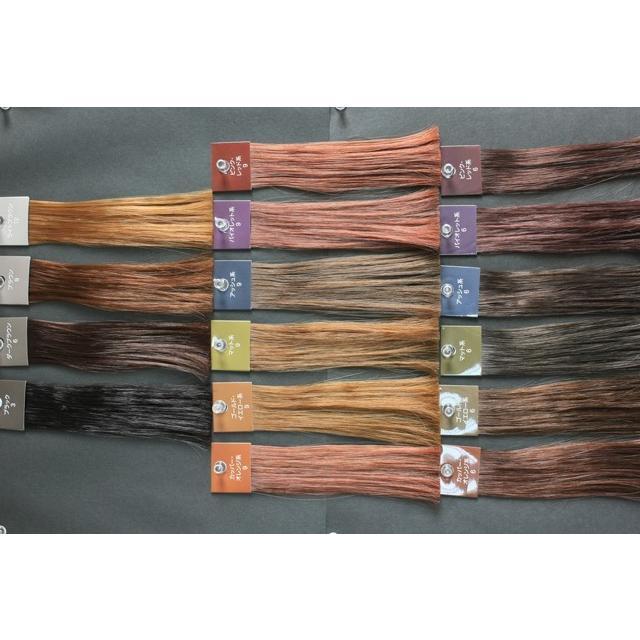 ヘアカラー色見本 16色セット|hair-color|07