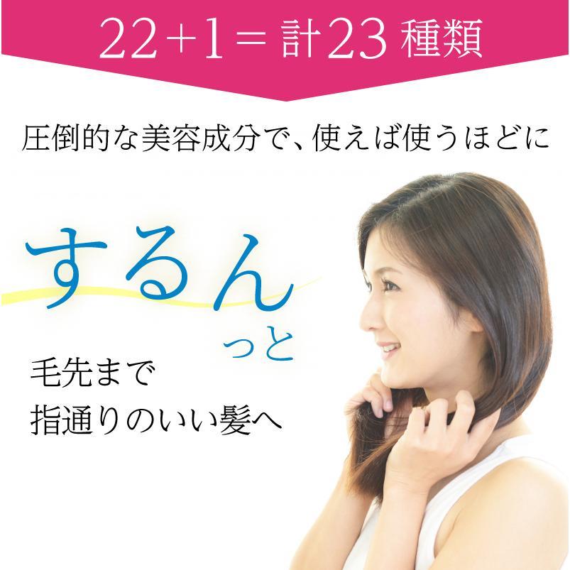 【美容室専売】お得な業務用サイズ プロ仕様 22油プラス1 ヘアオイル300ml / 洗い流さないトリートメント|hairmake-earth-store|10