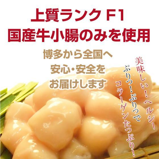 本物の本場博多の味 お手軽セット味噌「深味」2-3人前|hakata-food|03
