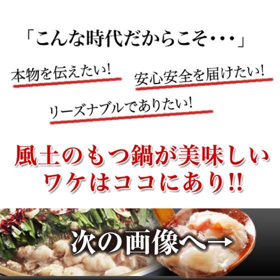 本物の本場博多の味 お手軽セット味噌「深味」2-3人前|hakata-food|05