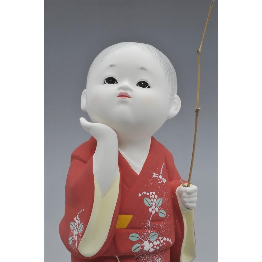 博多人形 【赤とんぼ】 一番売れている博多人形・・・かも|hakata-honpo|04