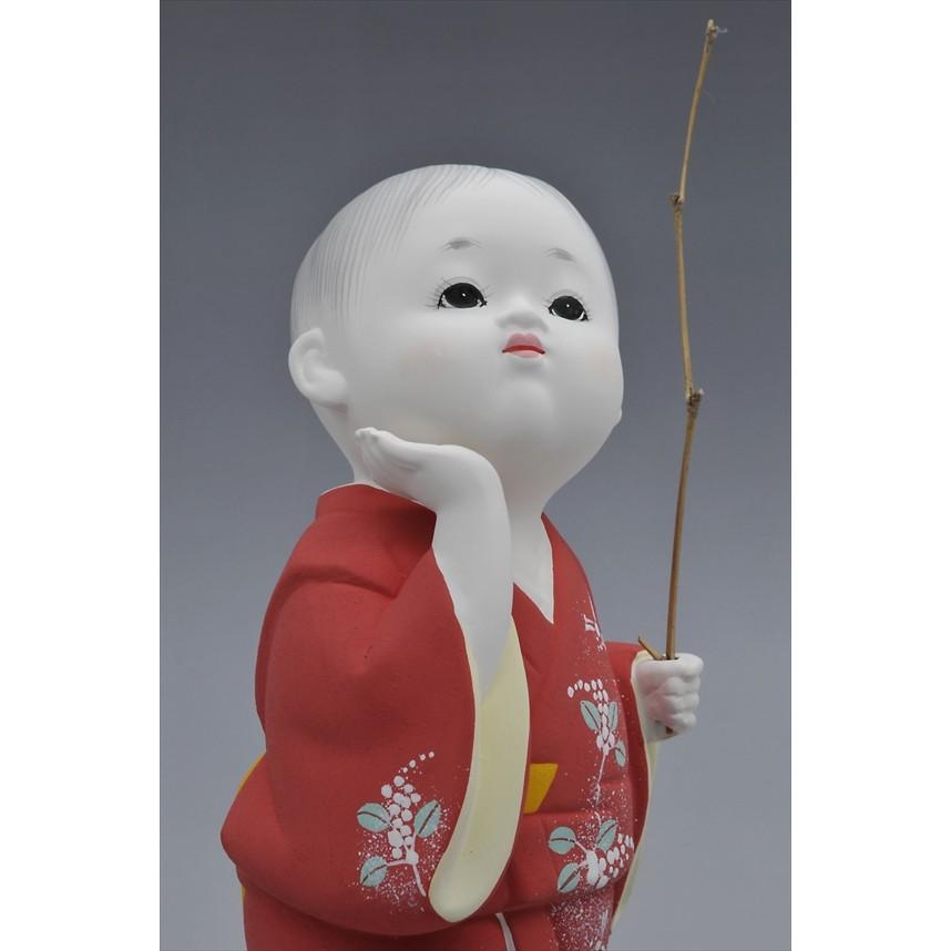 博多人形 【赤とんぼ】 一番売れている博多人形・・・かも|hakata-honpo|05
