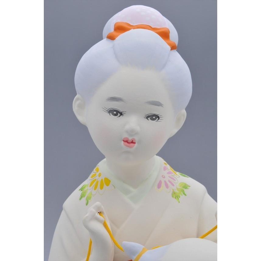 博多人形  【お姉さん】こんな風景・・・懐かしくありませんか?|hakata-honpo|04