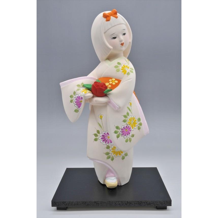 博多人形   【晴着】オッシャレ〜・・・!|hakata-honpo|03
