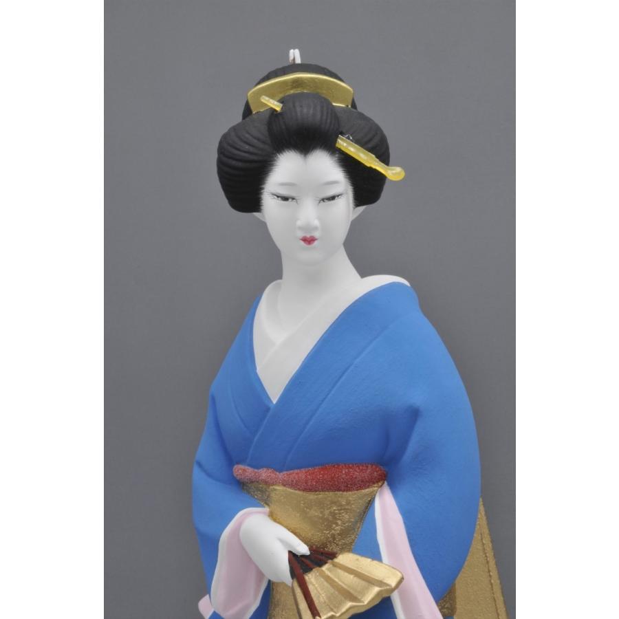博多人形 【汐路】 古典的な博多美人を表現 hakata-honpo 04