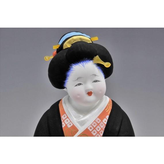 博多人形 【お福さん】一番売れているお福さん!!|hakata-honpo|02