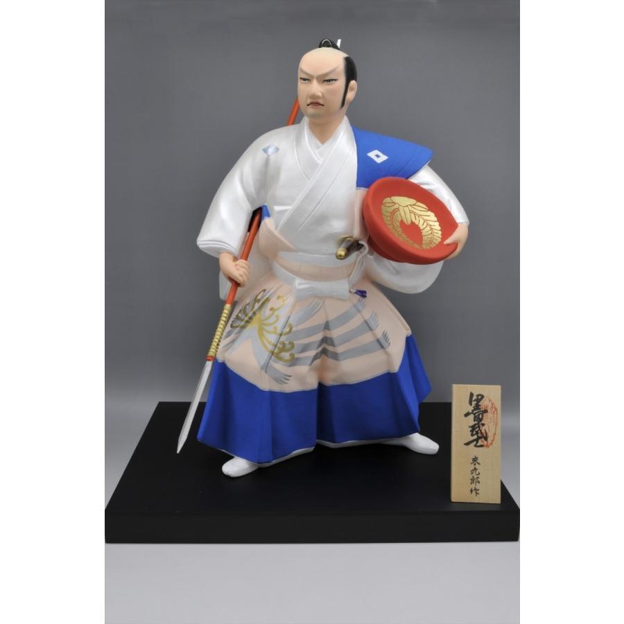 博多人形 かっこよか〜!!【黒田武士・末九郎作】 本数限定で復活 hakata-honpo