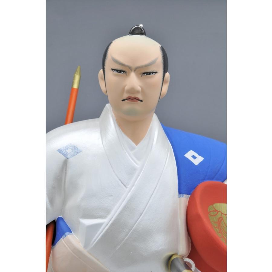 博多人形 かっこよか〜!!【黒田武士・末九郎作】 本数限定で復活 hakata-honpo 05