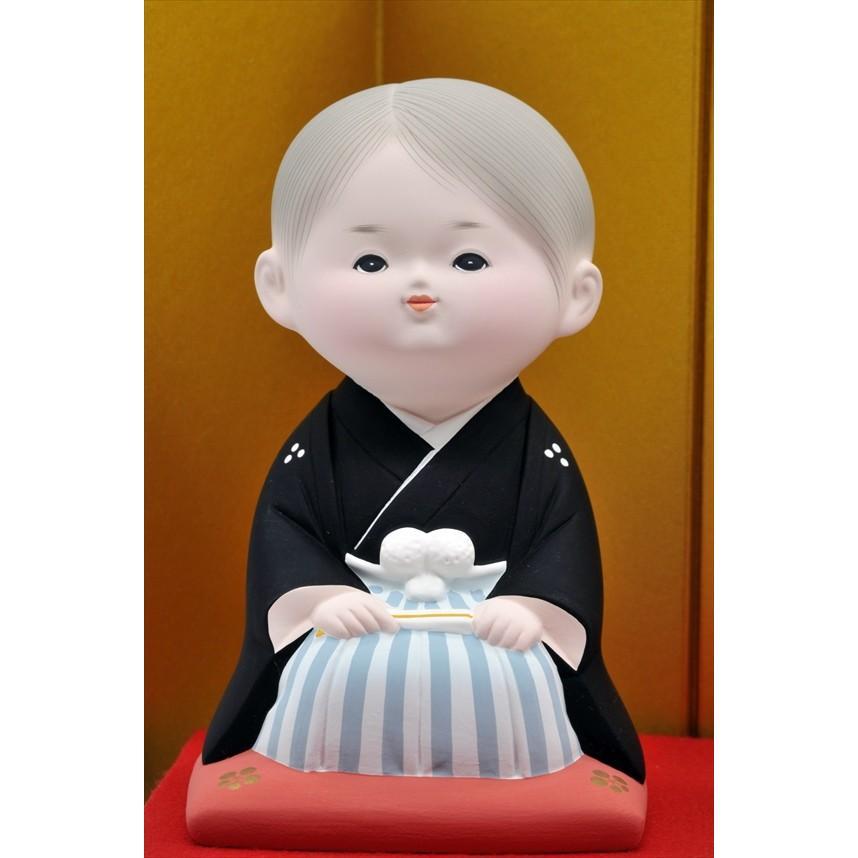 結婚 【花嫁・花婿 「愛」】お祝いの・・博多人形 |hakata-honpo|02