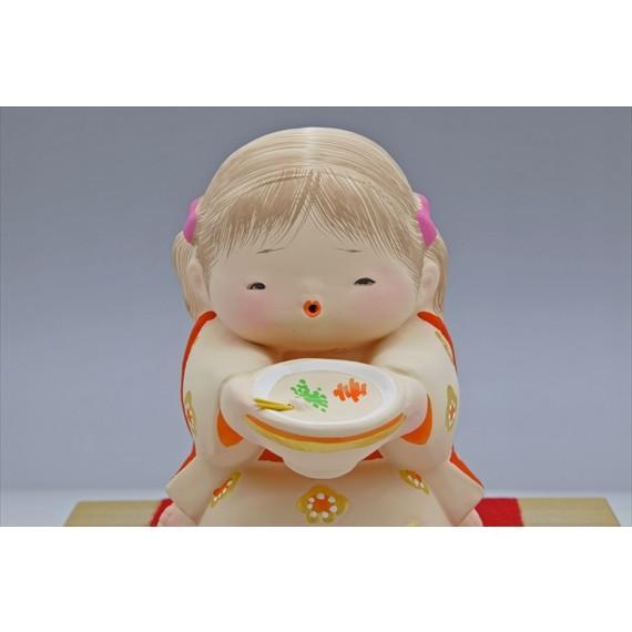 博多人形 【博多っ娘】 博多と言えばラーメン!!博多っ娘がお奨めの逸品!!!|hakata-honpo|02