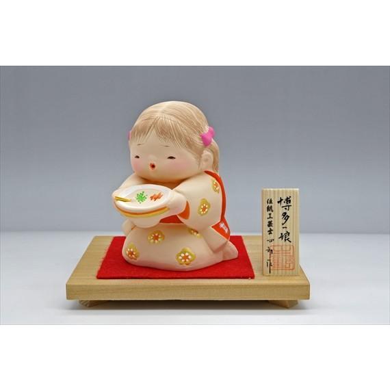 博多人形 【博多っ娘】 博多と言えばラーメン!!博多っ娘がお奨めの逸品!!!|hakata-honpo|03