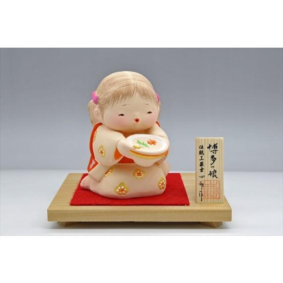 博多人形 【博多っ娘】 博多と言えばラーメン!!博多っ娘がお奨めの逸品!!!|hakata-honpo|04