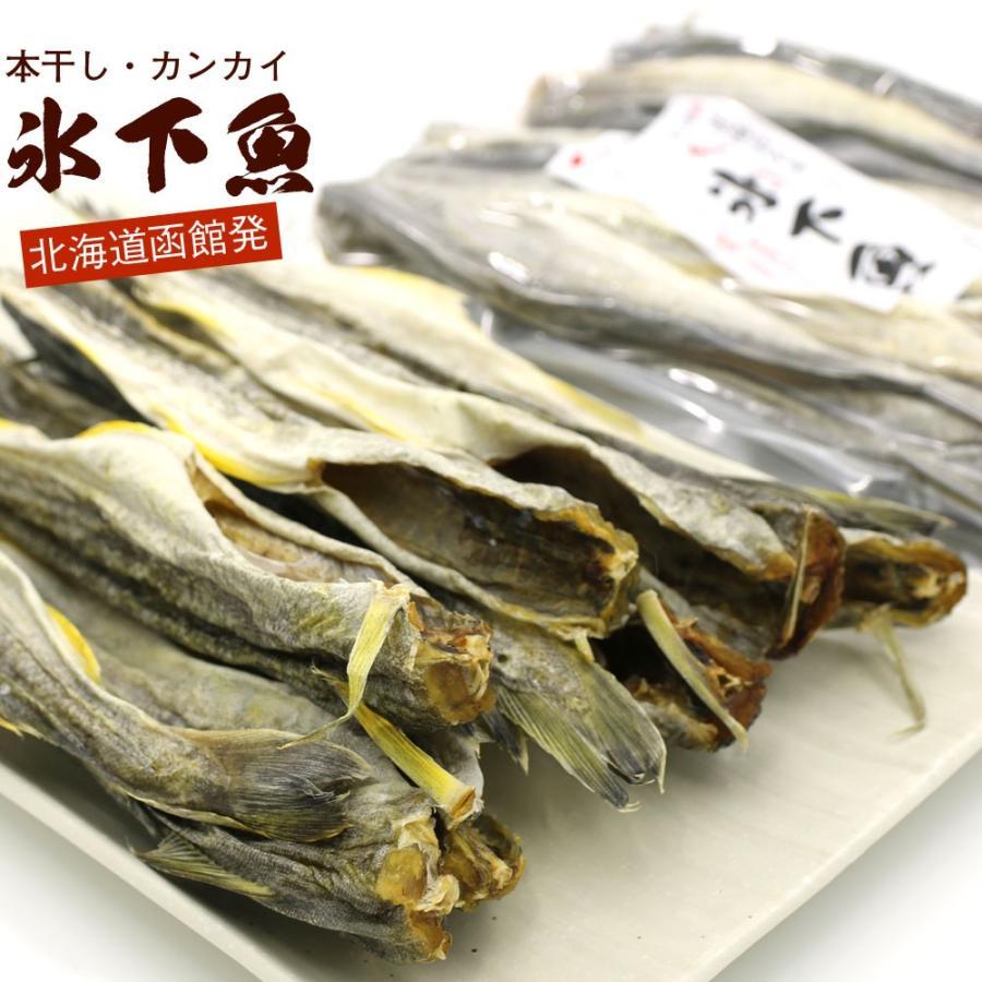 こまい 魚 氷下魚 コマイ 250g 北海道製造 本乾こまい 干しカンカイ こまい珍味 かんかい氷下魚 干物 メール便 送料無料 ポイント消化 hakodate-e-kombu