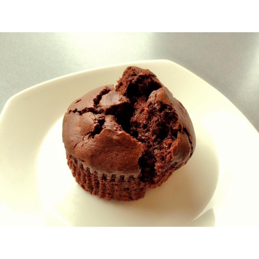 チョコ カップ ケーキ