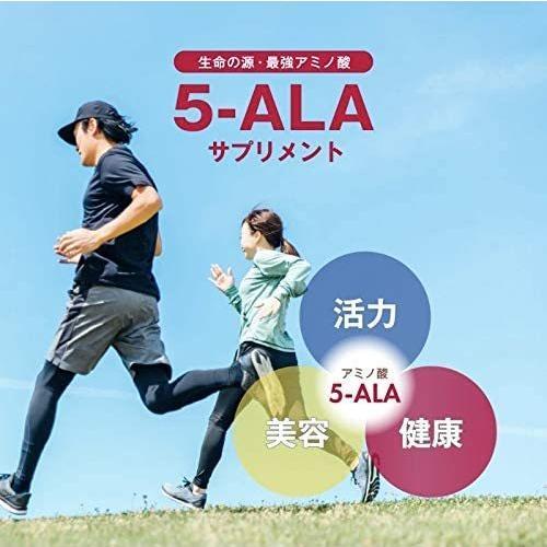 アミノ酸含有加工食品5ーALA(50mg)約2か月分 話題の5−ALA(5-アミノレブリン酸リン酸塩)成分高配合 サプリメント サプリ 美容 栄養 健康食品|hakonet|06