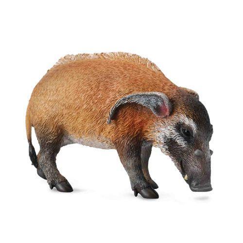 コレクタ/COLLECTA 88554 アカカワイノシシ 動物フィギュア|hakoniwa
