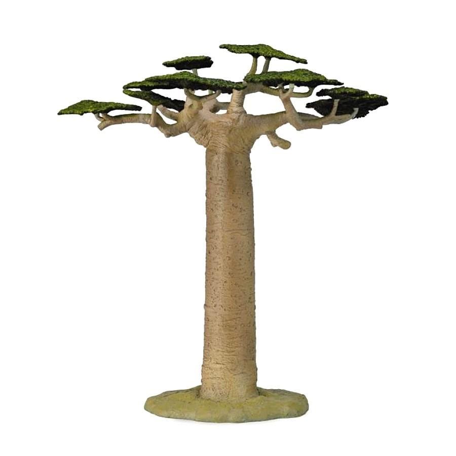 コレクタ/COLLECTA 89795 バオバブの木 動物フィギュア hakoniwa