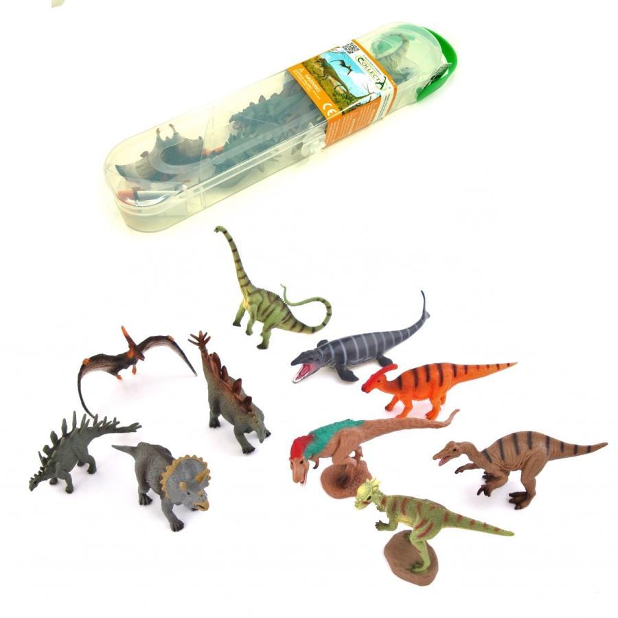 コレクタ/COLLECTA A1101 ミニダイナソーボックス1  恐竜フィギュア hakoniwa