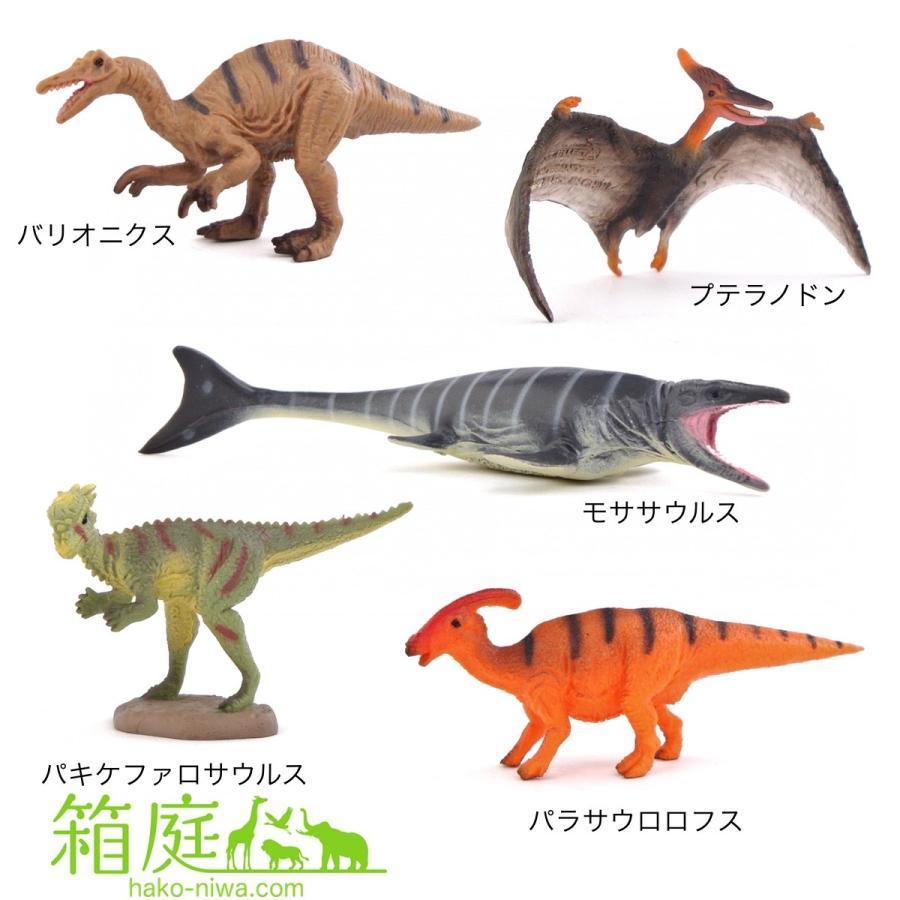 コレクタ/COLLECTA A1101 ミニダイナソーボックス1  恐竜フィギュア hakoniwa 02