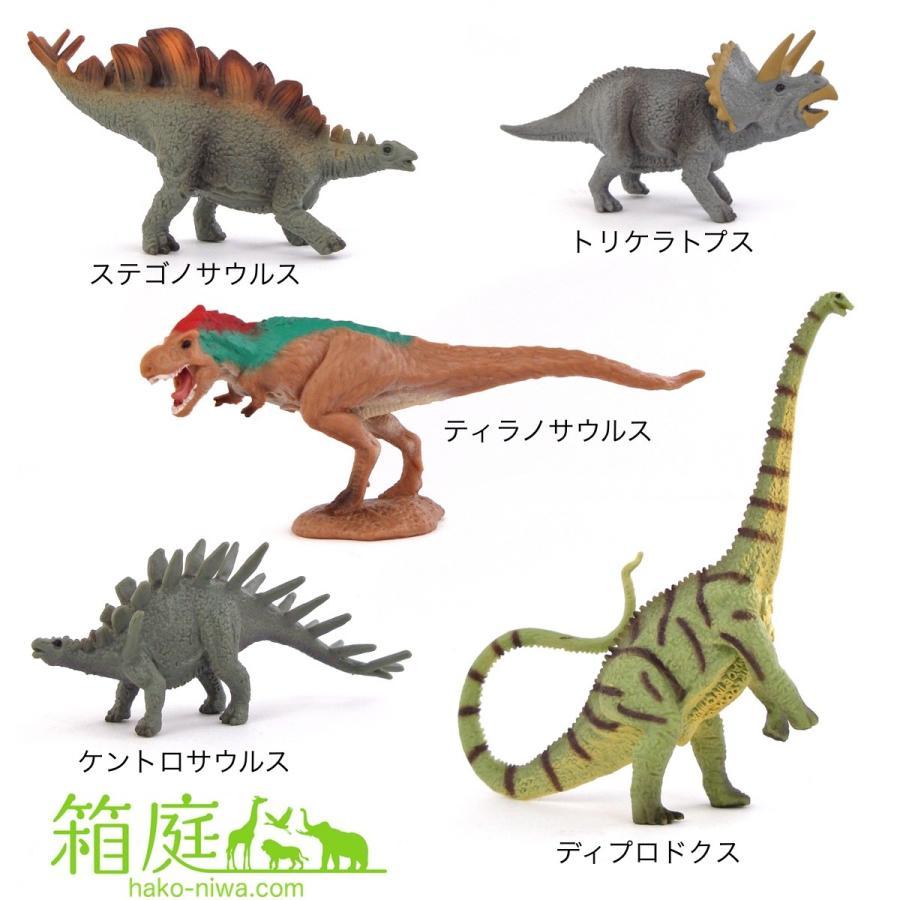 コレクタ/COLLECTA A1101 ミニダイナソーボックス1  恐竜フィギュア hakoniwa 03