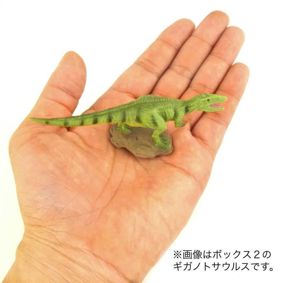 コレクタ/COLLECTA A1101 ミニダイナソーボックス1  恐竜フィギュア hakoniwa 04