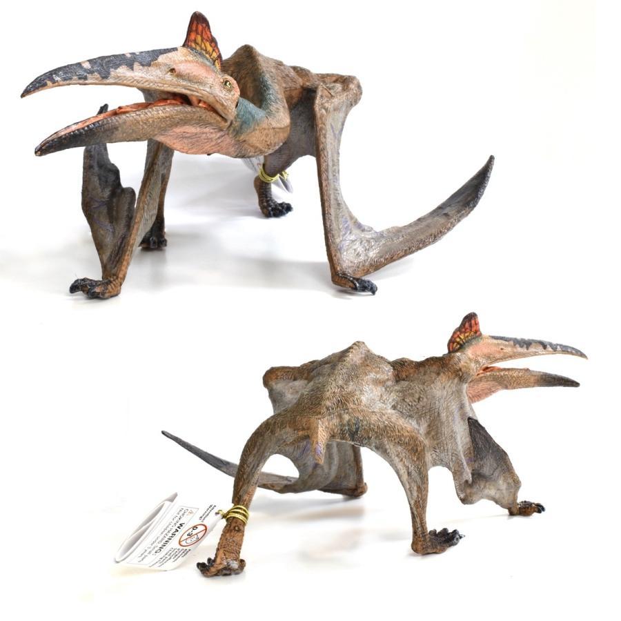 PAPO(パポ) 55073 ケツァルコアトルス  恐竜フィギュア|hakoniwa|02