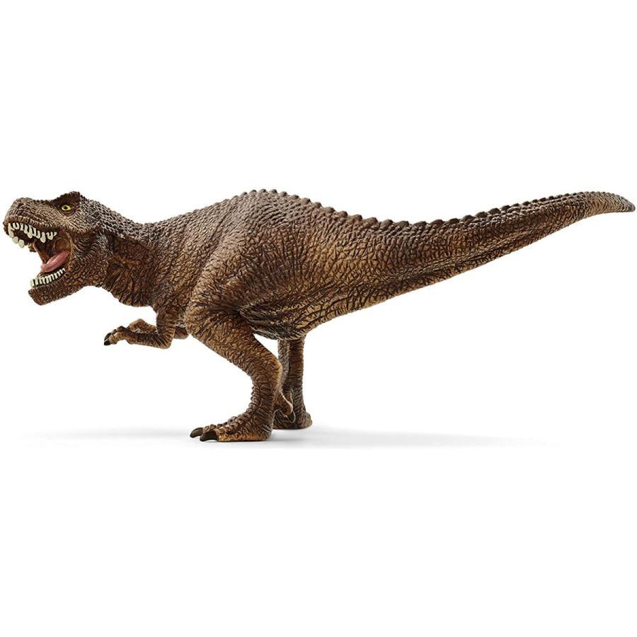 シュライヒ 41465 ティラノサウルス・レックスの攻撃 恐竜フィギュア hakoniwa 04