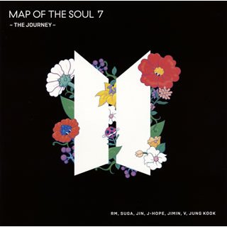 CD)BTS/MAP OF THE SOUL 7〜THE JOURNEY〜(通常盤・初回プレス) (UICV-1111)|hakucho