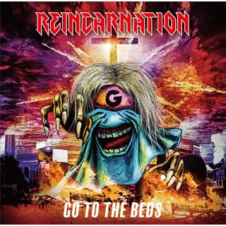 CD)GO TO THE BEDS/REINCARNATION (WPCL-13264)|hakucho