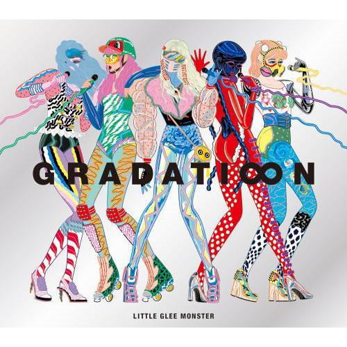 CD)Little Glee Monster/GRADATI∞N(初回生産限定盤A)(初回出荷限定盤)(Blu (SRCL-11642)|hakucho