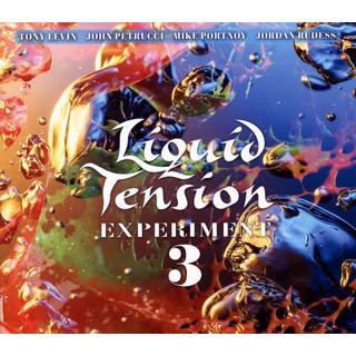 CD)リキッド・テンション・エクスペリメント/リキッド・テンション・エクスペリメント 3 (SICP-31424)|hakucho