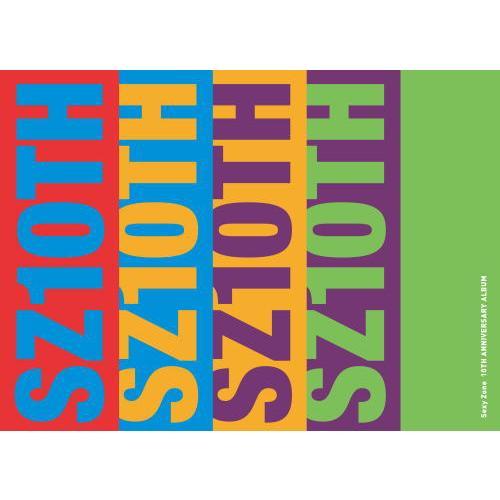 CD)Sexy Zone/Sexy Zone 10TH ANNIVERSARY ALBUM SZ10TH(初回 (JMCT-19006) (特典あり)|hakucho