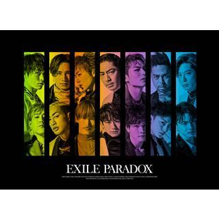 CD)EXILE/PARADOX(初回出荷限定盤)(DVD付) (RZCD-77348) (特典あり)|hakucho