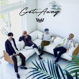 CD)OWV/Get Away(通常盤) (UMCK-5702) hakucho