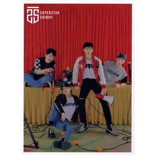 CD)SHINee/SUPERSTAR(完全生産限定盤 A-Photo Edition-) (UPCH-29398) (特典あり)|hakucho