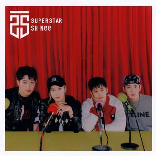 CD)SHINee/SUPERSTAR(通常盤・初回プレス) (UPCH-29404) (特典あり)|hakucho