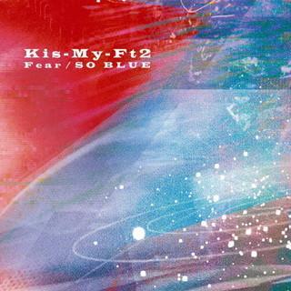 CD)Kis-My-Ft2/Fear/SO BLUE(DVD付)(通常盤) (AVCD-61129) hakucho