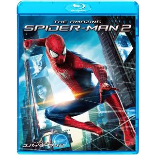 Blu-ray)アメイジング・スパイダーマン2□('14米) (BLU-80400)|hakucho