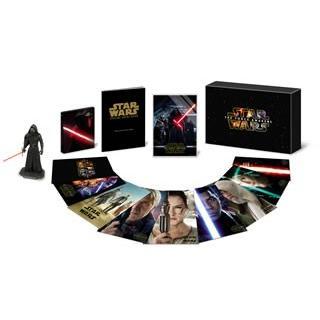 Blu-ray)スター・ウォーズ/フォースの覚醒 MovieNEX プレミアムBOX('15米)〈数量限定・3枚組〉(初 (VWES-6290)|hakucho